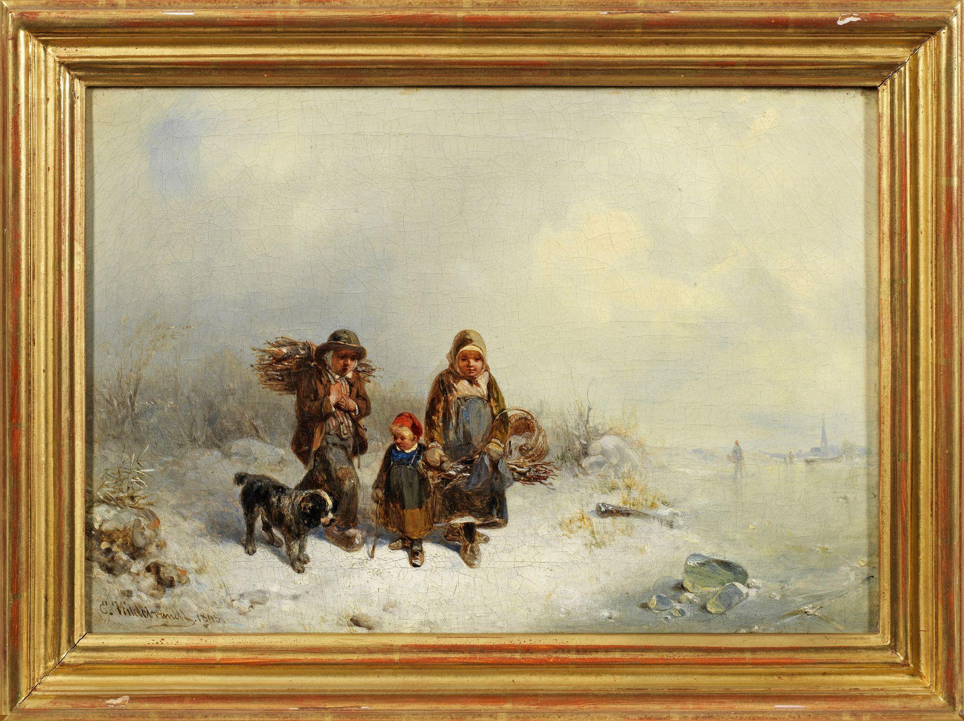 Eduard Hildebrandt - Bild 2 aus 2