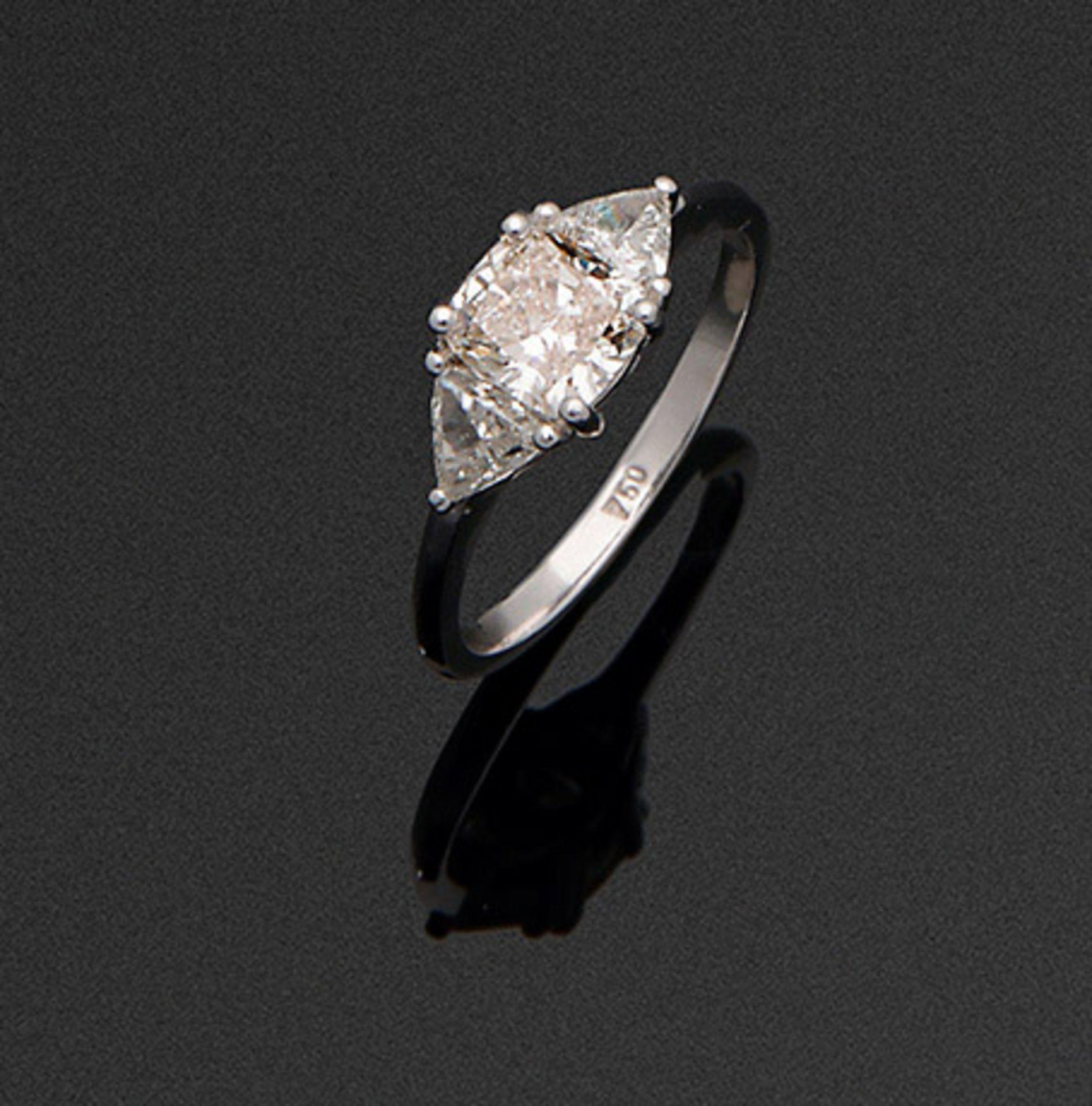 Hochqualitätvoller Diamantring
