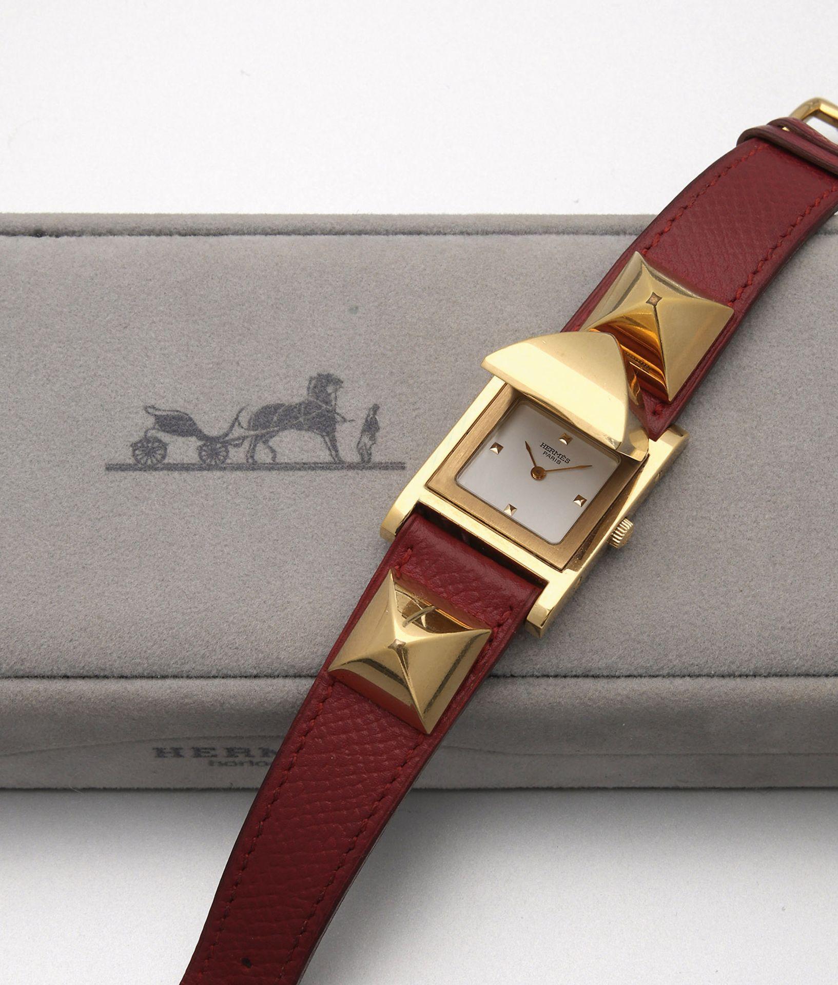 Hermès-Damenarmbanduhr