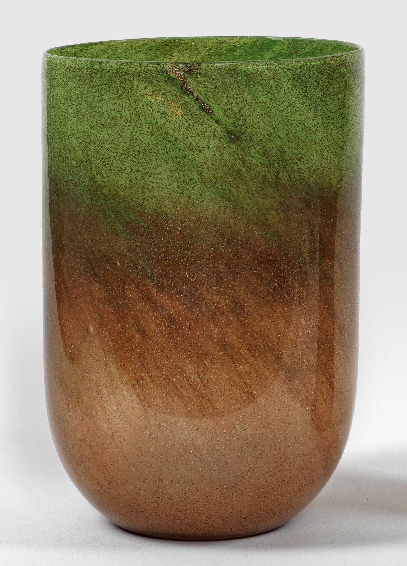 Große moderne Murano-Vase