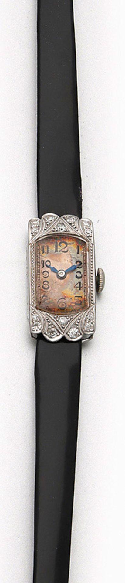 Damenarmbanduhr aus den 40er Jahren