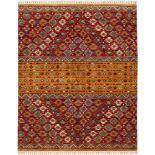 Afghan-Teppich