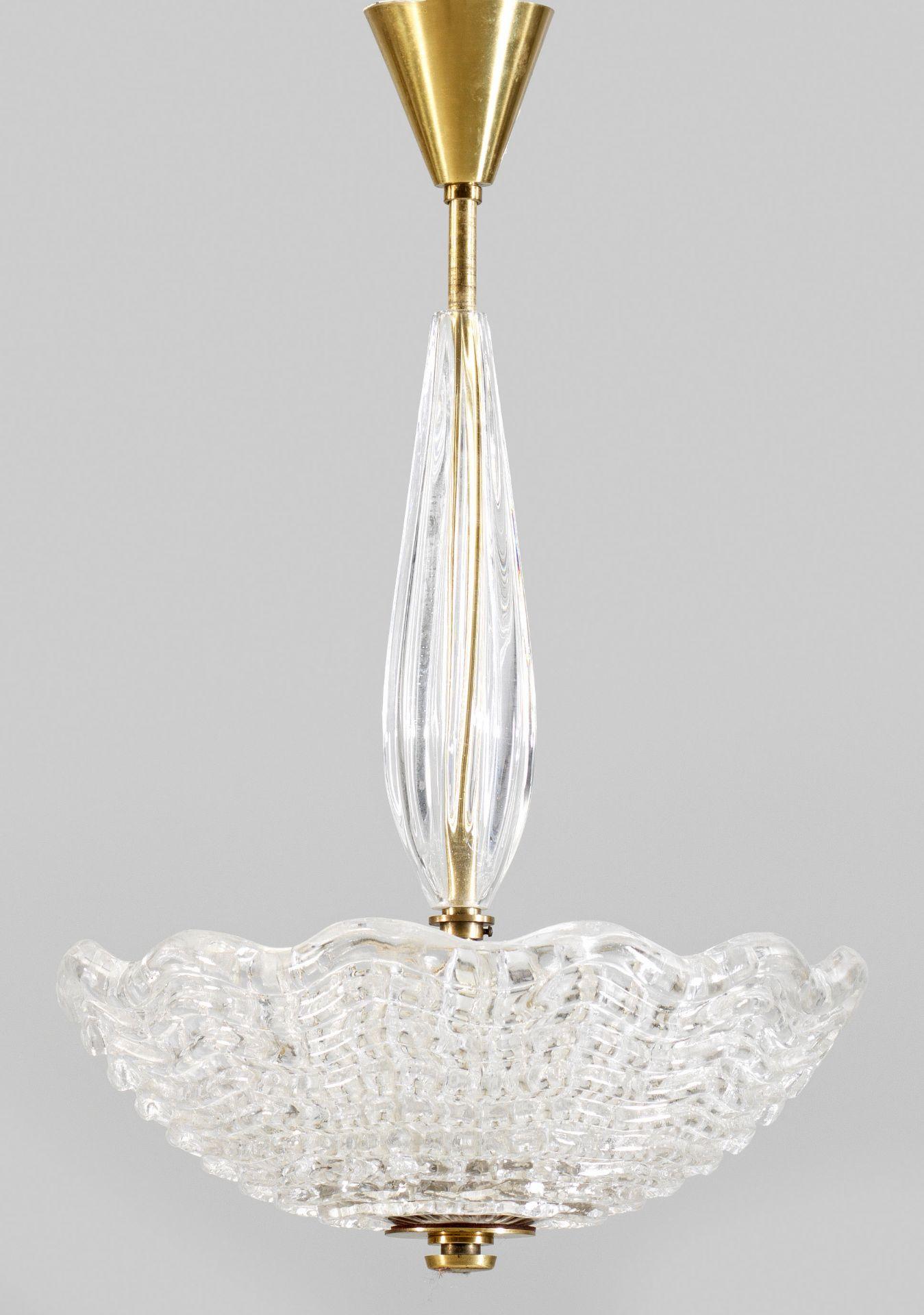 Deckenlampe von Carl Fagerlund