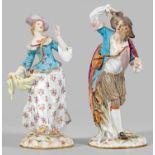Paar Schäferfiguren