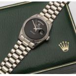 """Rolex-Herrenarmbanduhr """"Day Date"""" von 1969"""