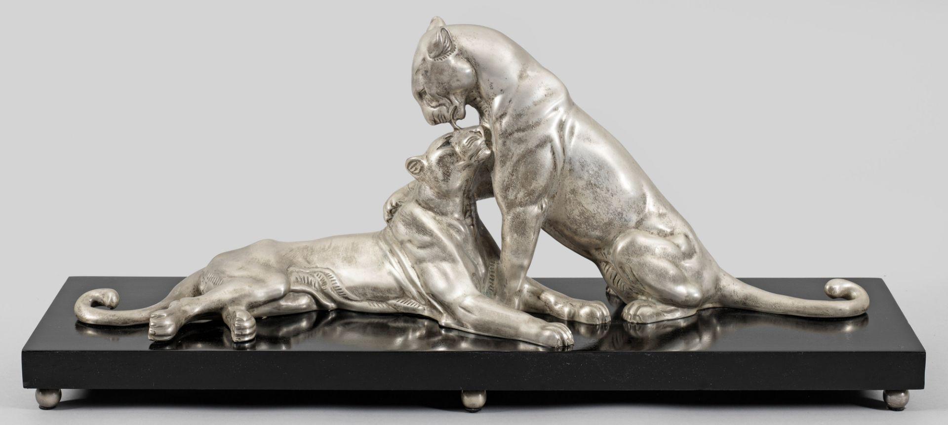 Französischer Bildhauer des Art Déco