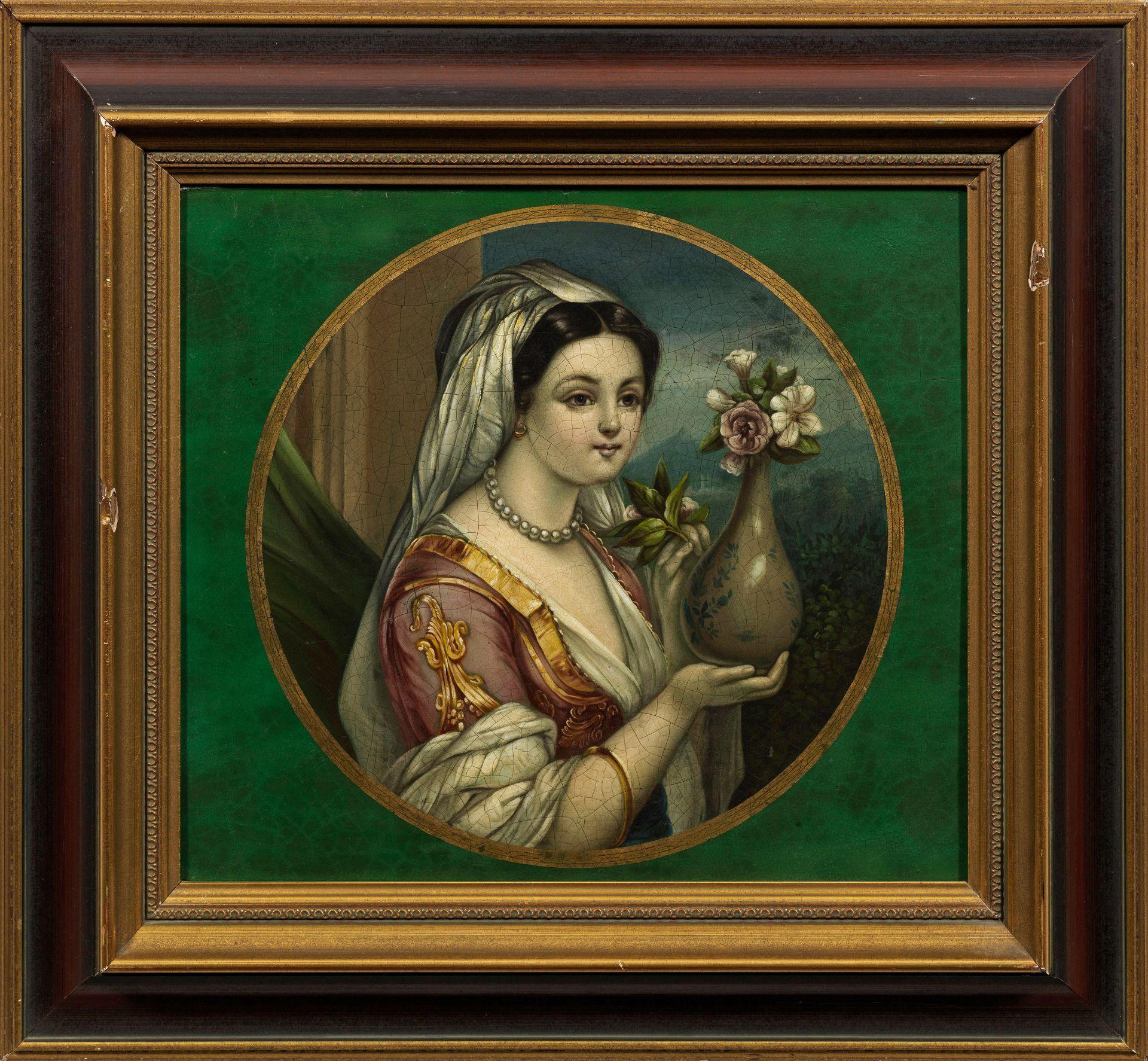 Braunschweiger Maler der Manufaktur Stockmann