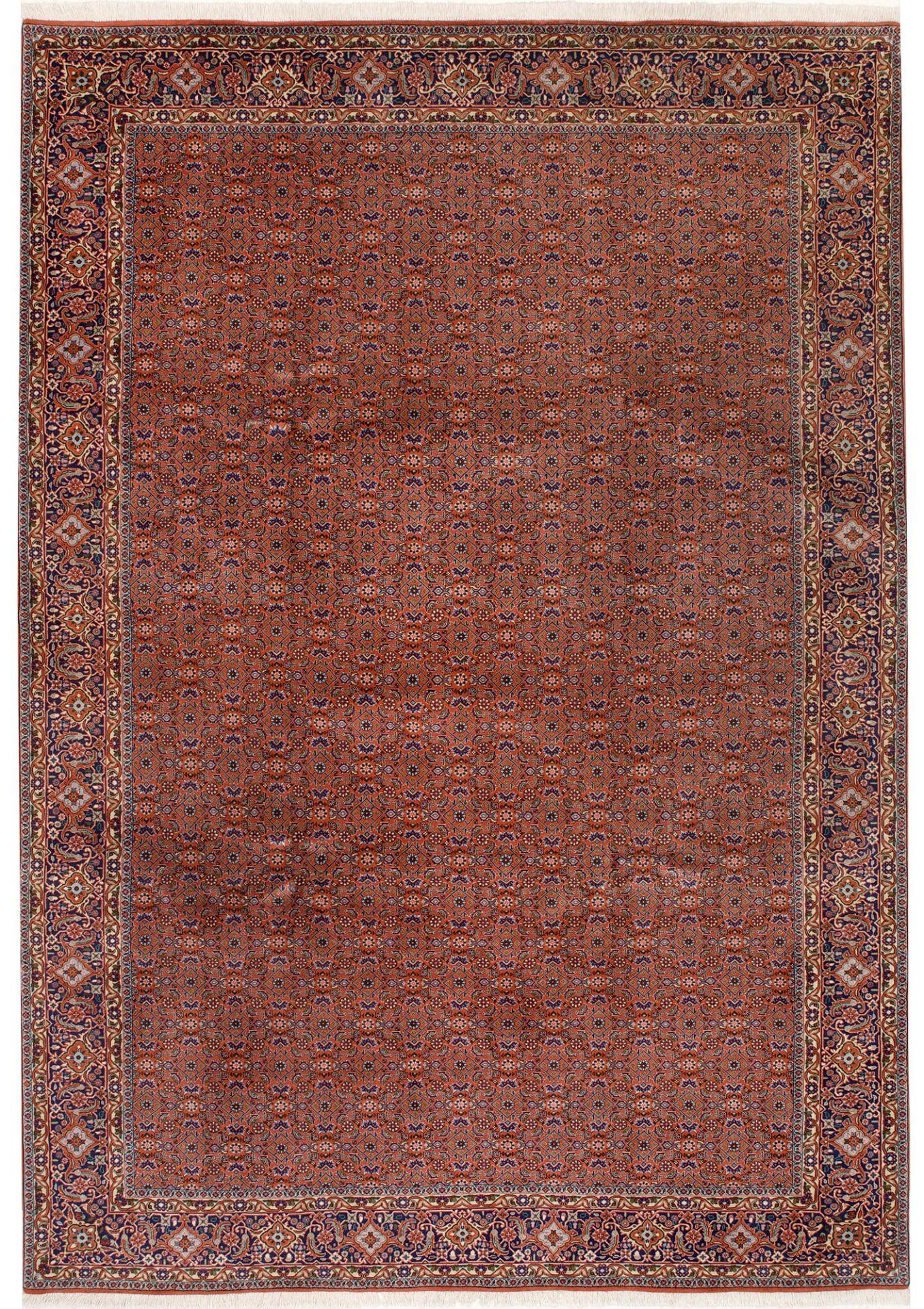 Großer Bidjar-Teppich