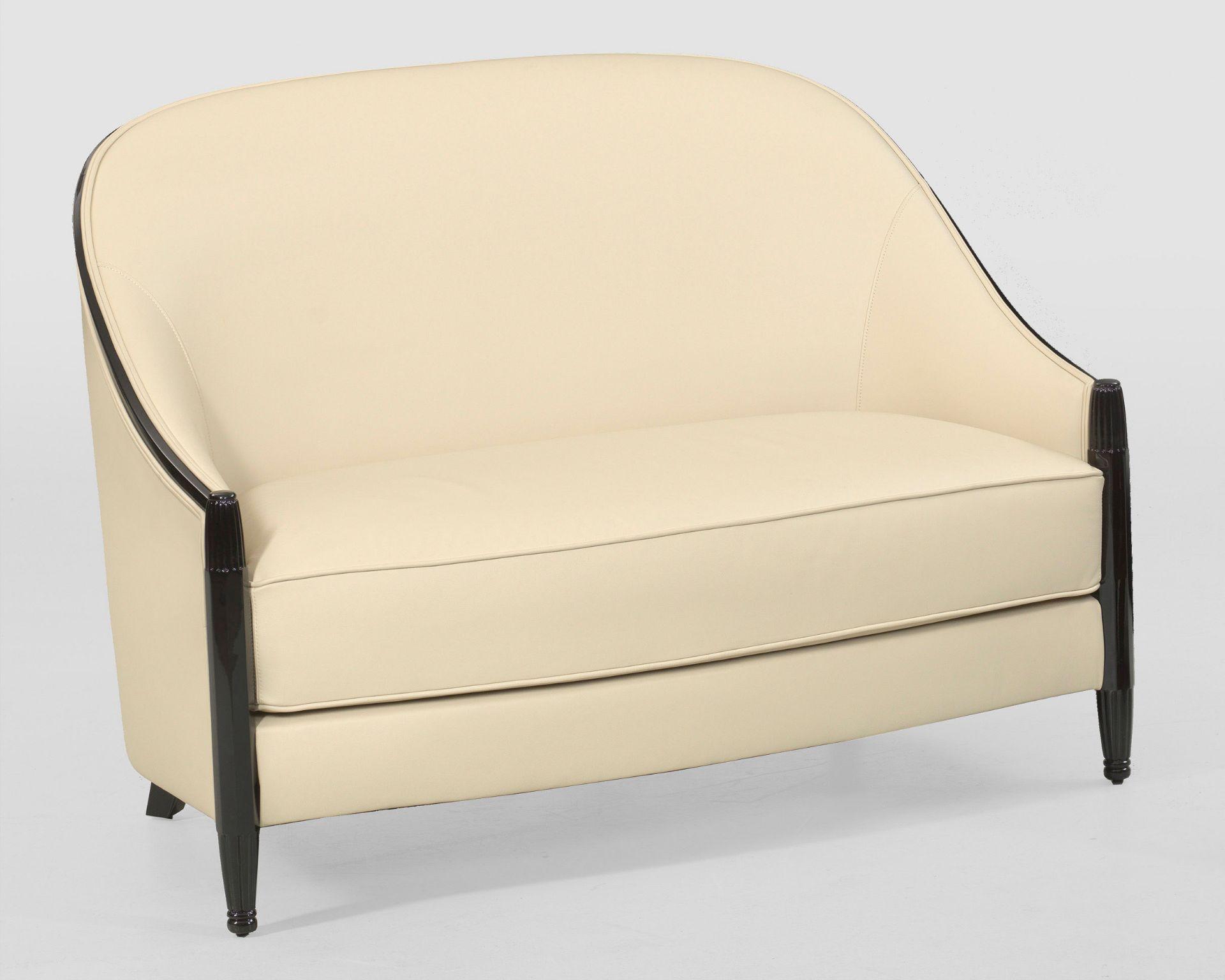Kleines Art Déco-Sofa