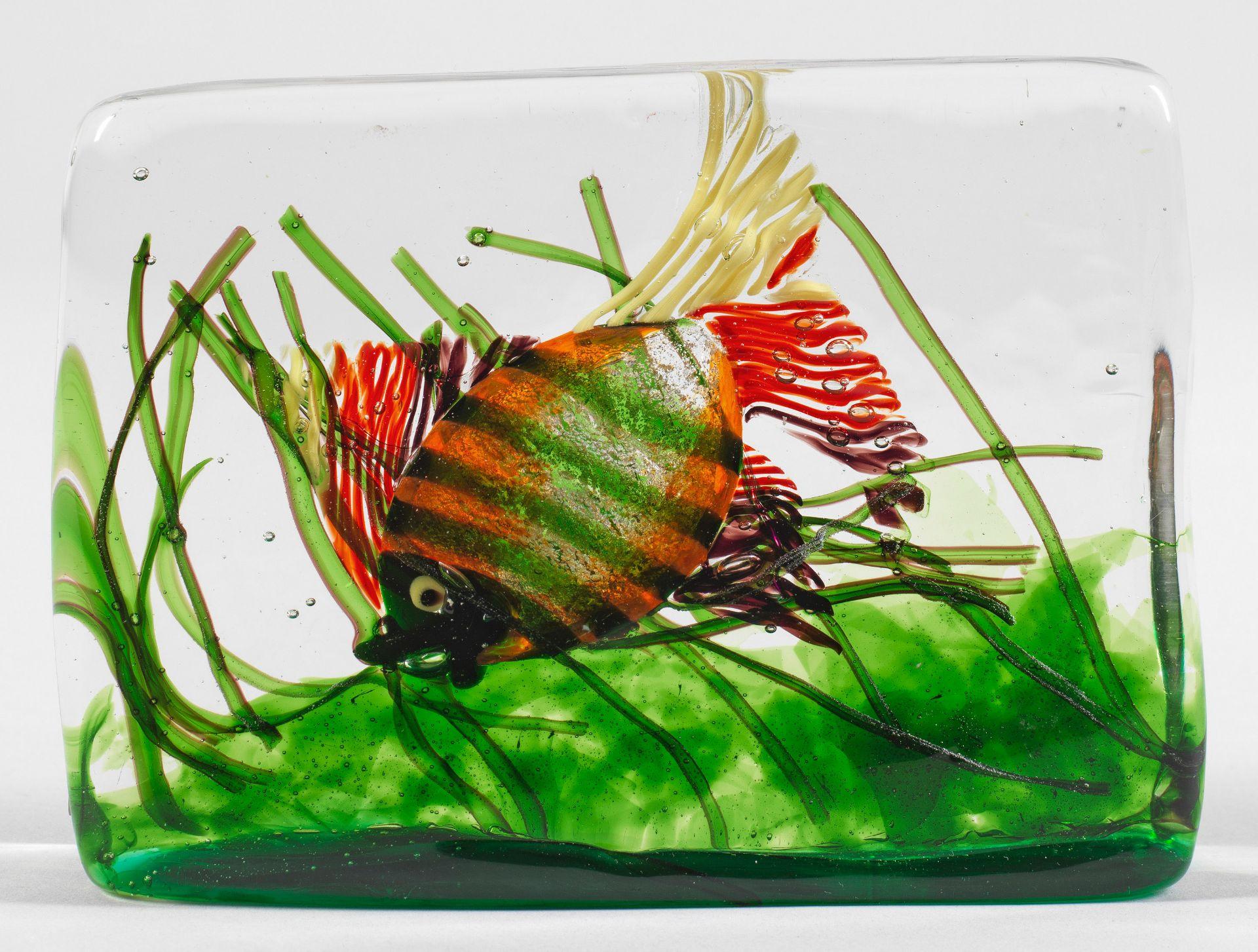 Murano-Glas-Aquarium
