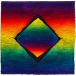 """Großer Künstlerteppich """"Newton"""" von Edgar Knoop"""