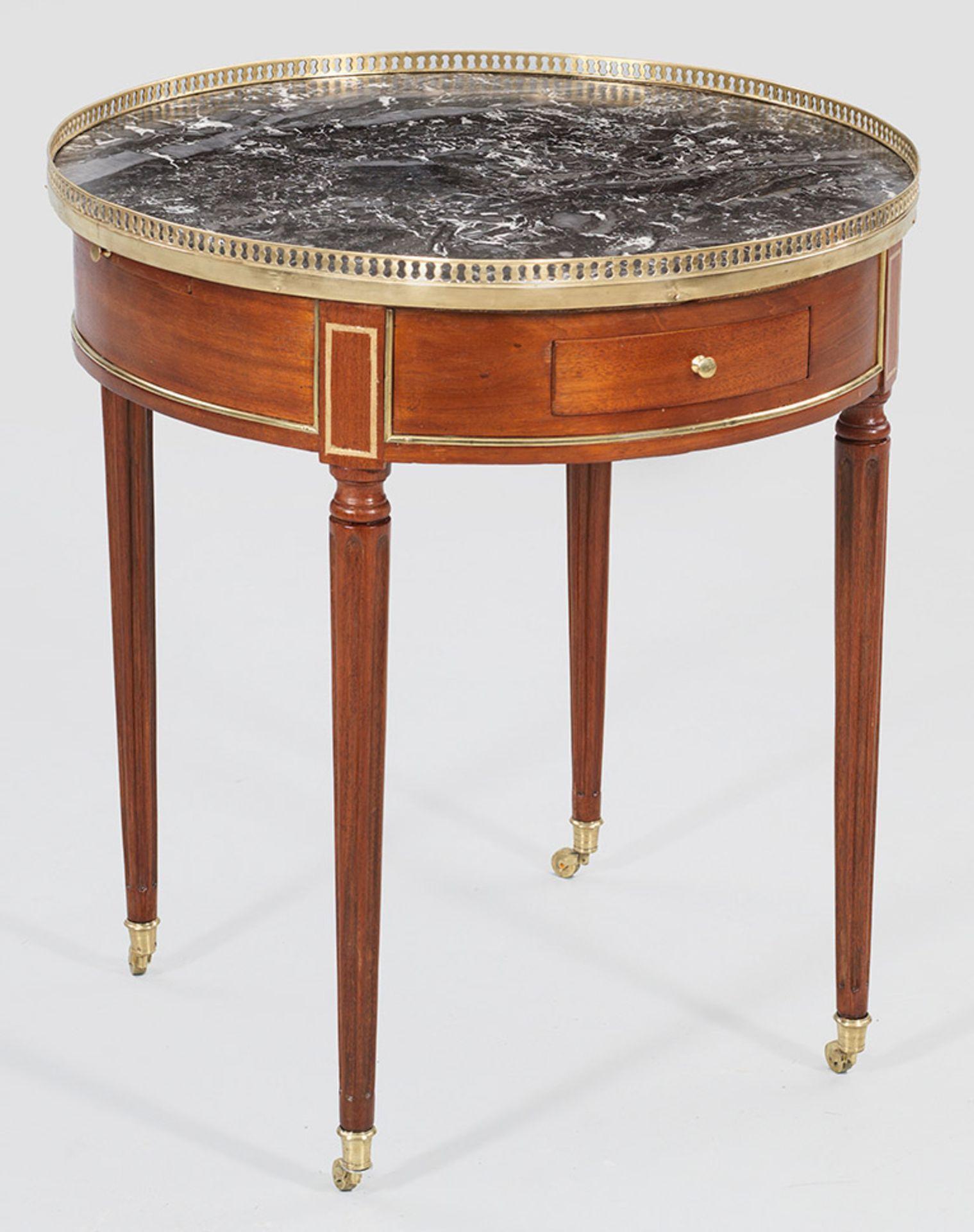 Louis XVI-Bouillotte-Tisch