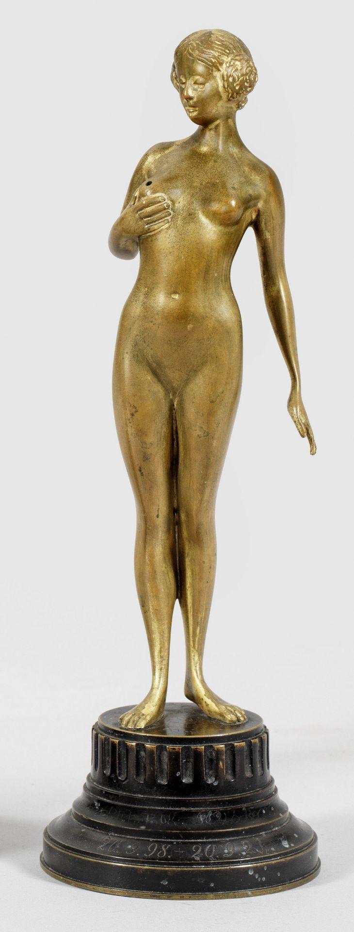 Deutscher Bildhauer des Jugendstils