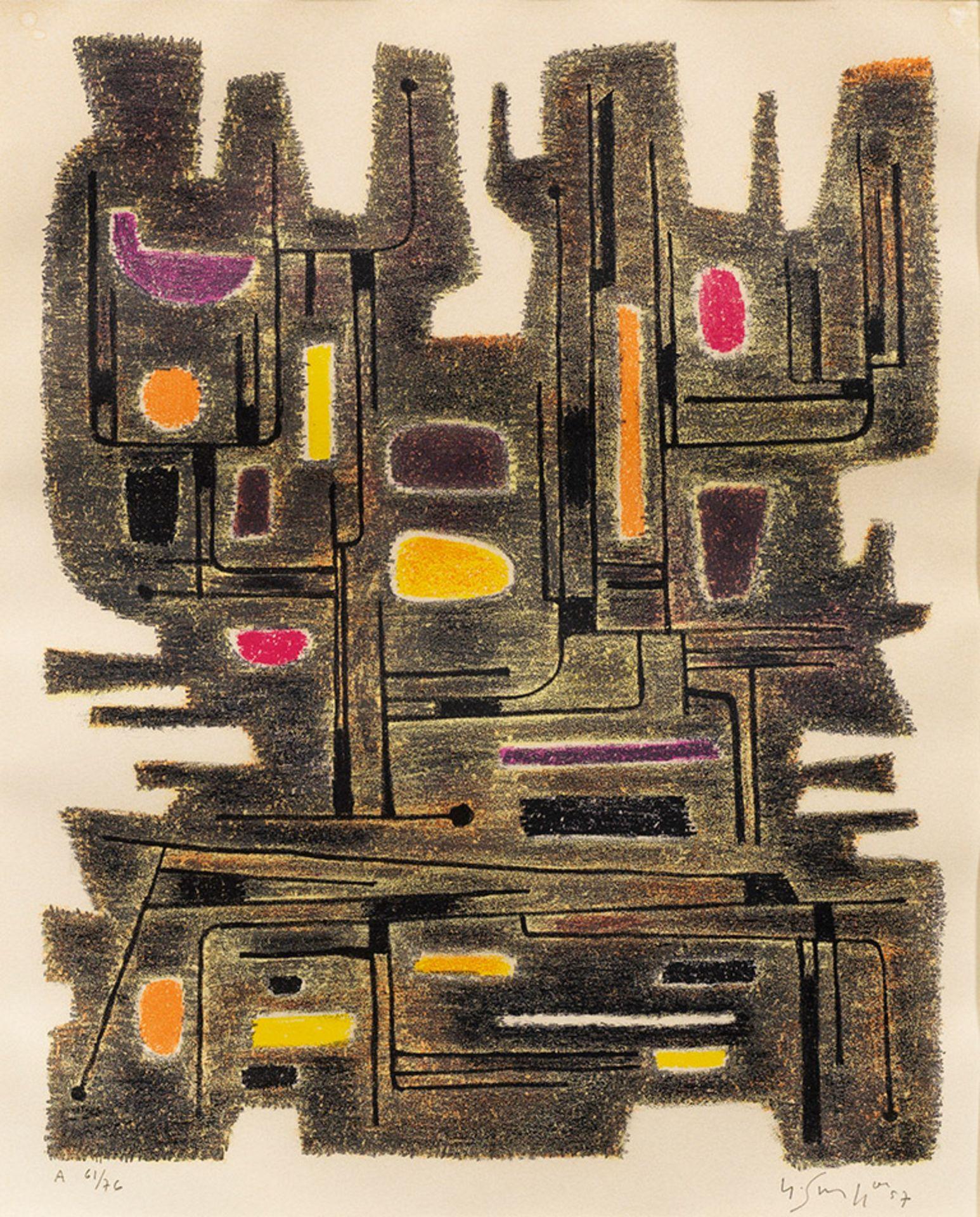 Gustave Singier - Bild 2 aus 2