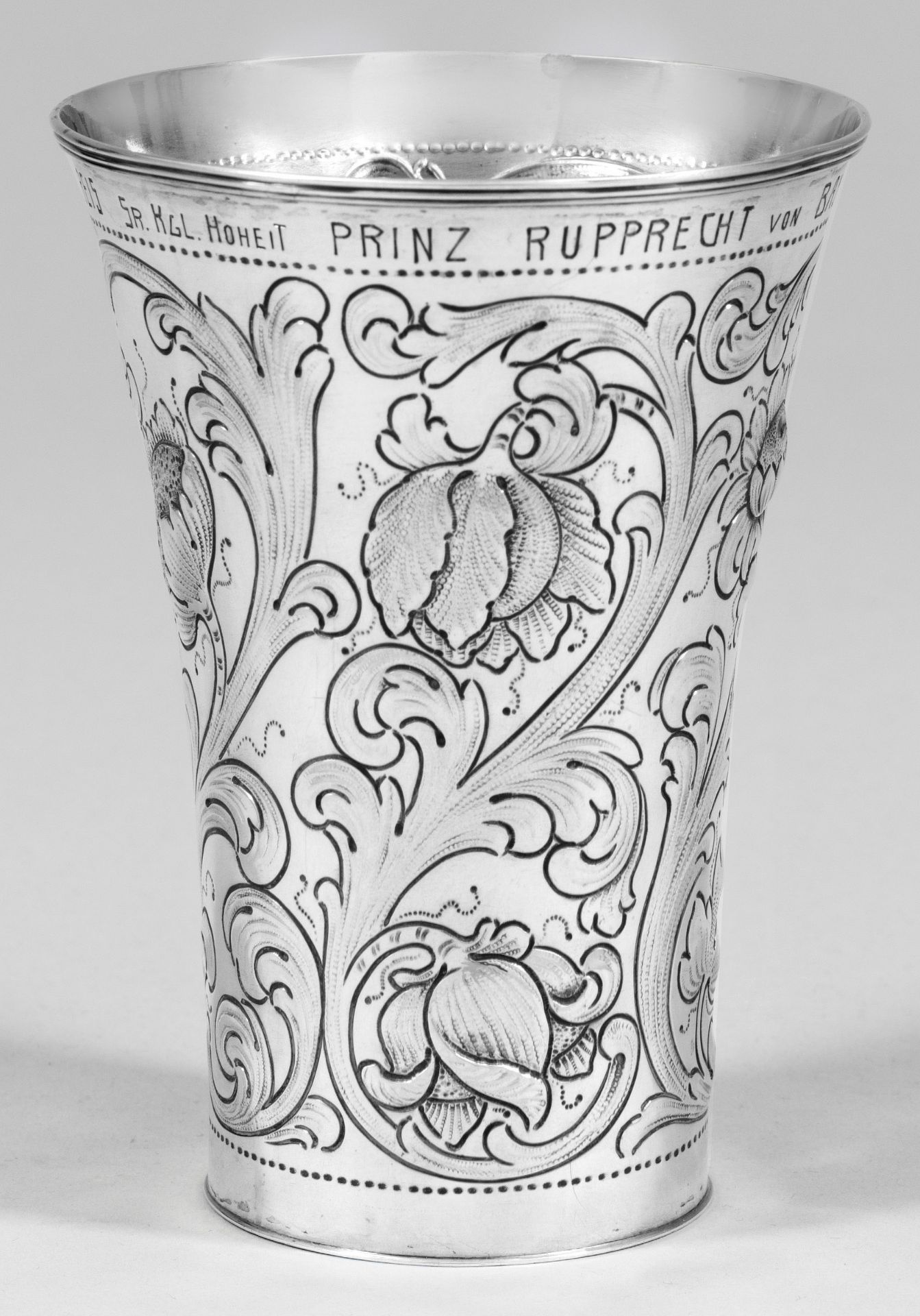 Seltene Bechertrophäe - Image 2 of 3