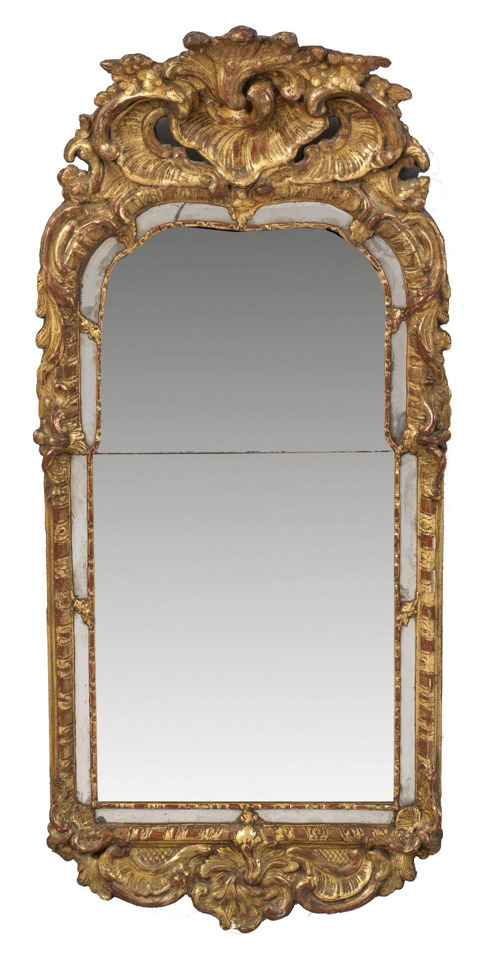 Kleiner Barock-Spiegel