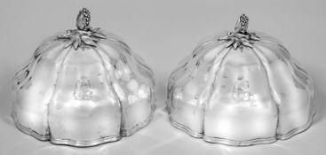 Paar Christofle-Clochen