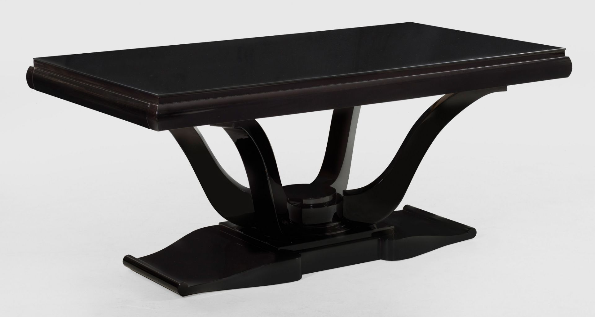 Großer Art Déco-Tisch