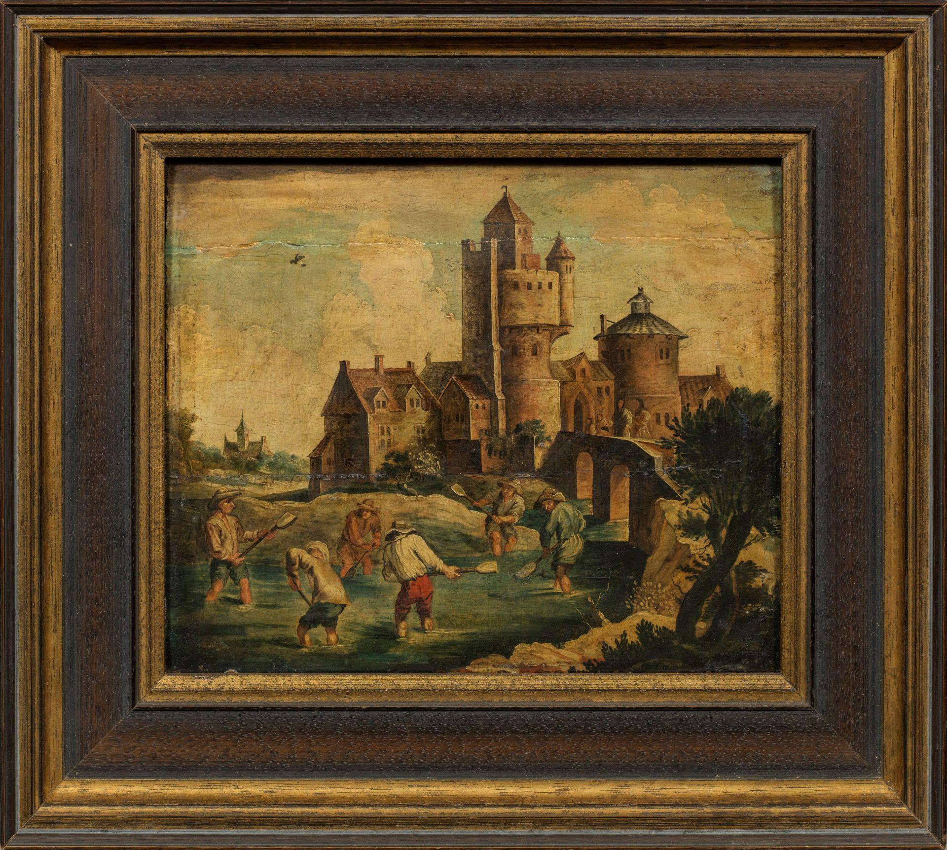 Niederländischer oder flämischer Maler des Barock