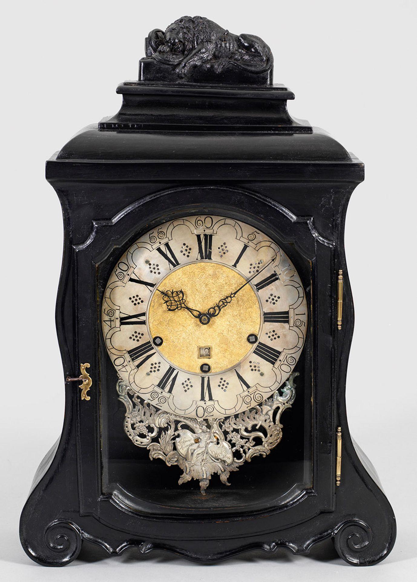 Große Barock-Uhr