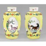 "Bedeutende museale ""Augustus Rex""-Vase mit Fabeltierdekor"