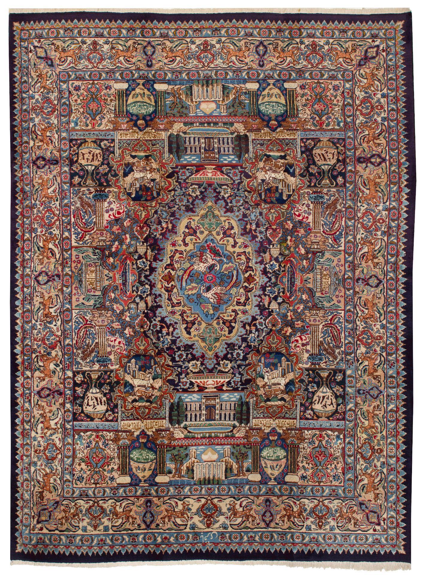 Großer Kaschmar-Teppich