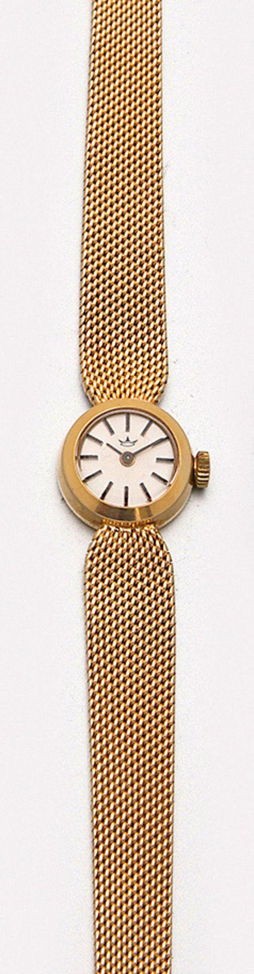 Damenarmbanduhr aus den 50er Jahren