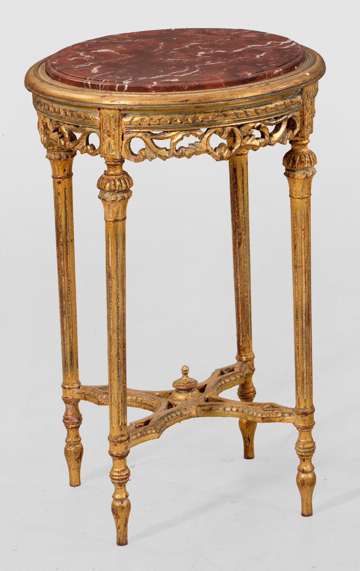 Beistelltisch im Louis XVI-Stil