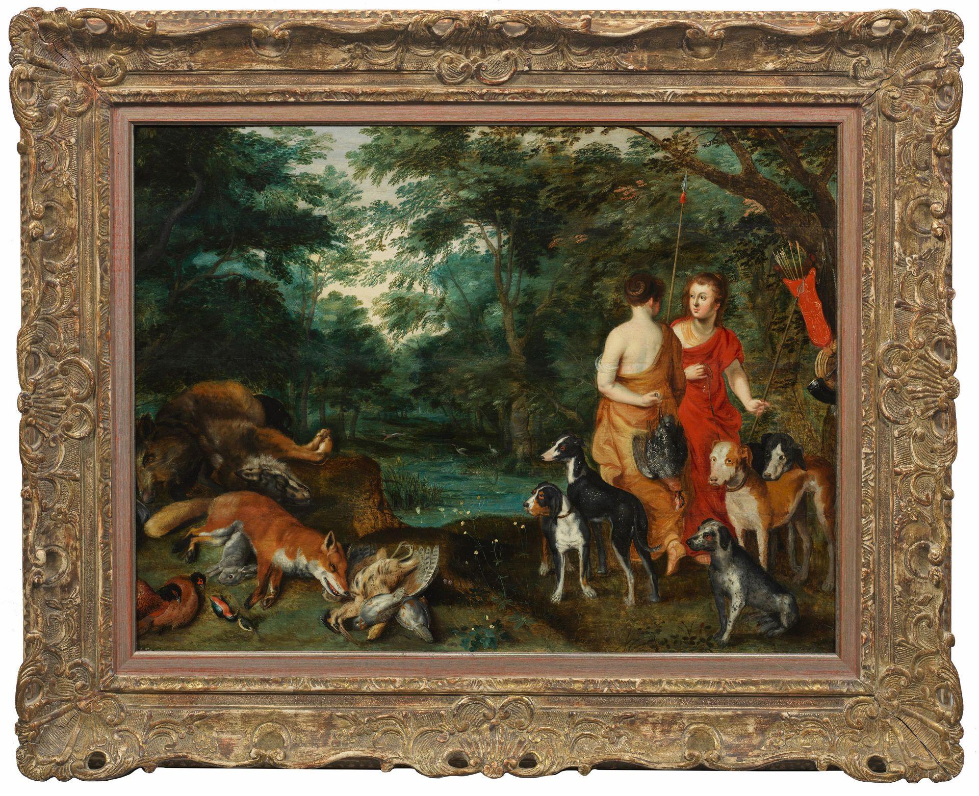 Jan Brueghel der Jüngere und Hendrick van Balen
