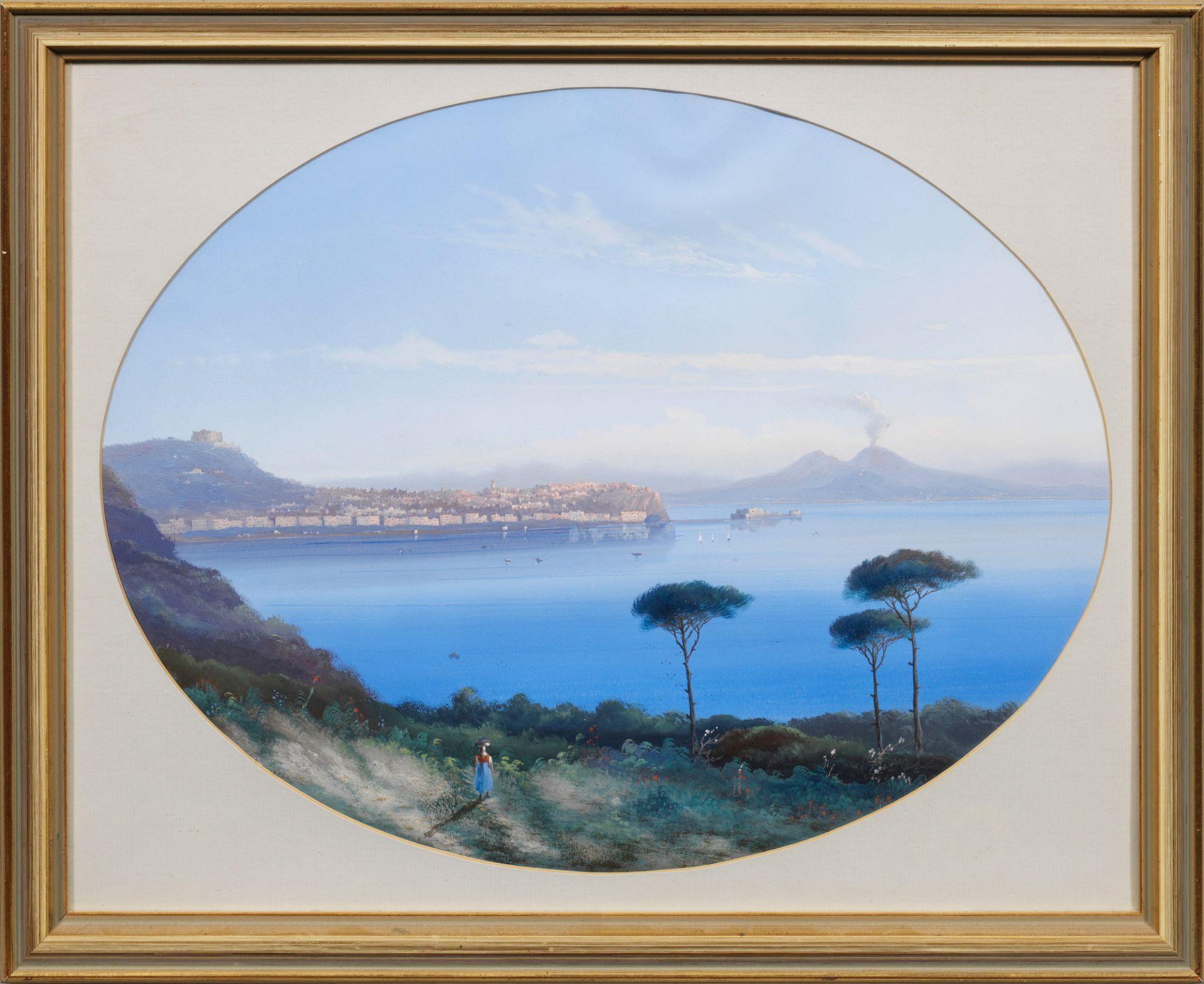 Italienischer Landschafts- und Vedutenmaler - Bild 2 aus 2