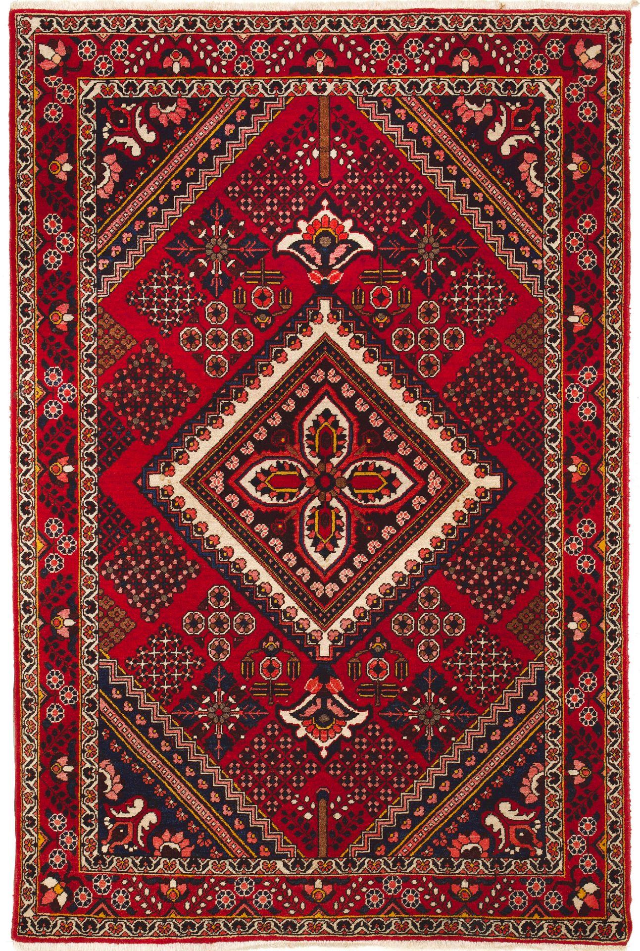 Kleiner Bachtiar-Teppich