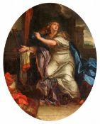 Francois Perrier<BR>Büßende Maria Magdalena