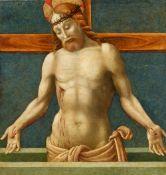 Giannicola  di Paolo, gen. Lo Smicca<BR>Christus als Schmerzensmann