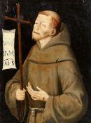 Jan Provost, zugeschrieben<BR>Der Hl. Franziskus in Ekstase