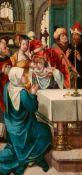 Cornelis Engebrechtsz, zugeschrieben<BR>Darbringung Christi im Tempel