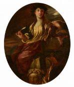 Giovanni Benedetto Castiglione<BR>Die Allegorie der Künste<BR>Der Philosoph Diogenes