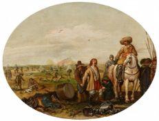 Jan Martszen de Jonge<BR>Ein Gefangener nach der Schlacht