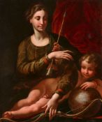Girolamo Mirola<BR>Venus und Amor