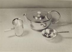 Bauhaus-Photographie<BR>Ohne Titel (Objekte aus der Metallwerkstatt)