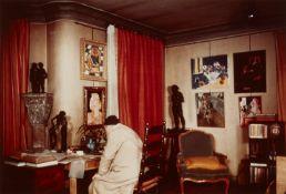 Gisèle Freund<BR>Henri Matisse, Paris