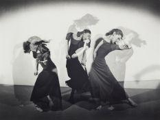 Barbara Morgan<BR>Martha Graham - American Document (Trio)