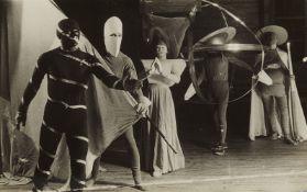 Xanti (Alexander) Schawinsky, Danse Macabre: A Sociological Study R)