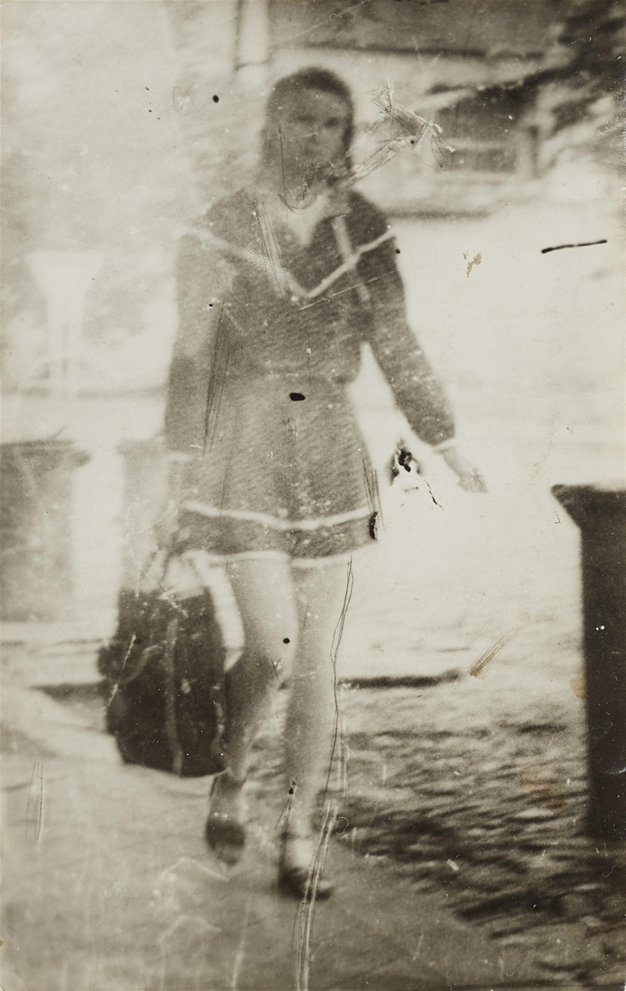 Miroslav Tichý, Untitled (N) - Image 2 of 2