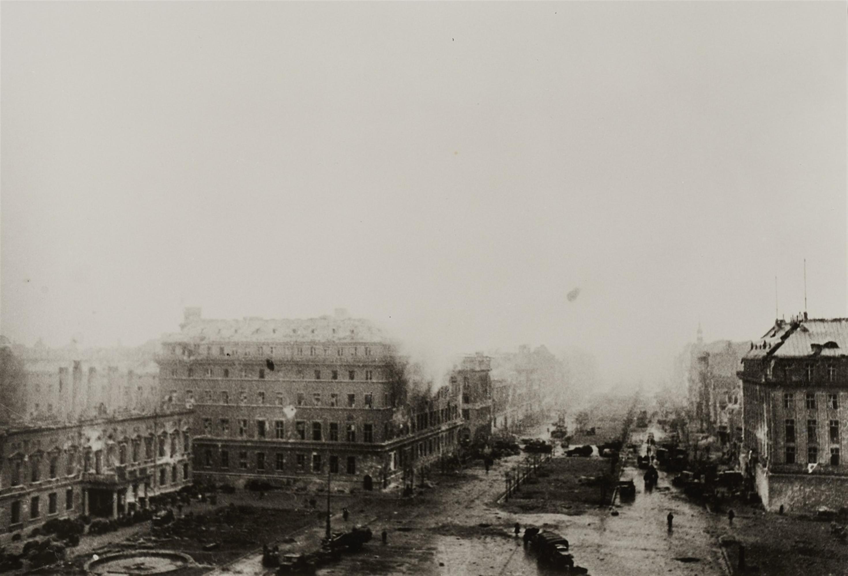 Yevgeni Chaldej<BR>Panorama des Pariser Platzes, Berlin - Image 3 of 3