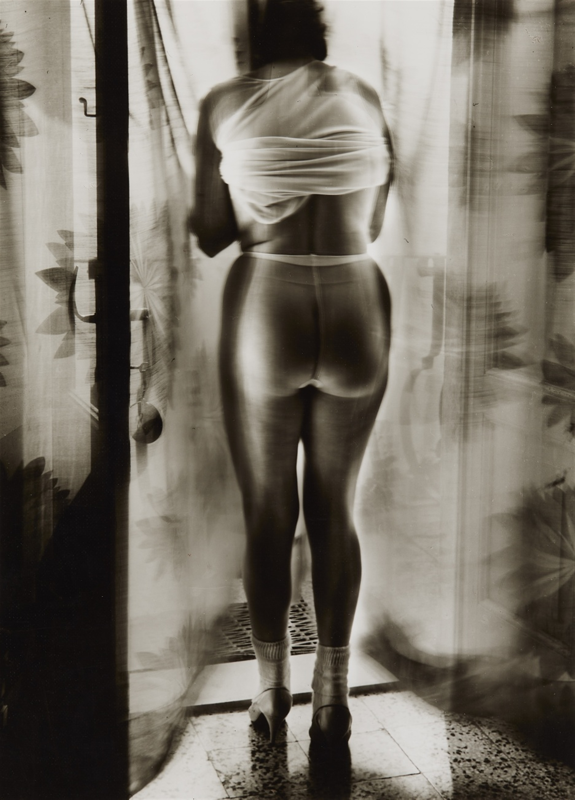 Dieter Appelt<BR>Untitled