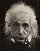 Philippe Halsman<BR>Albert Einstein