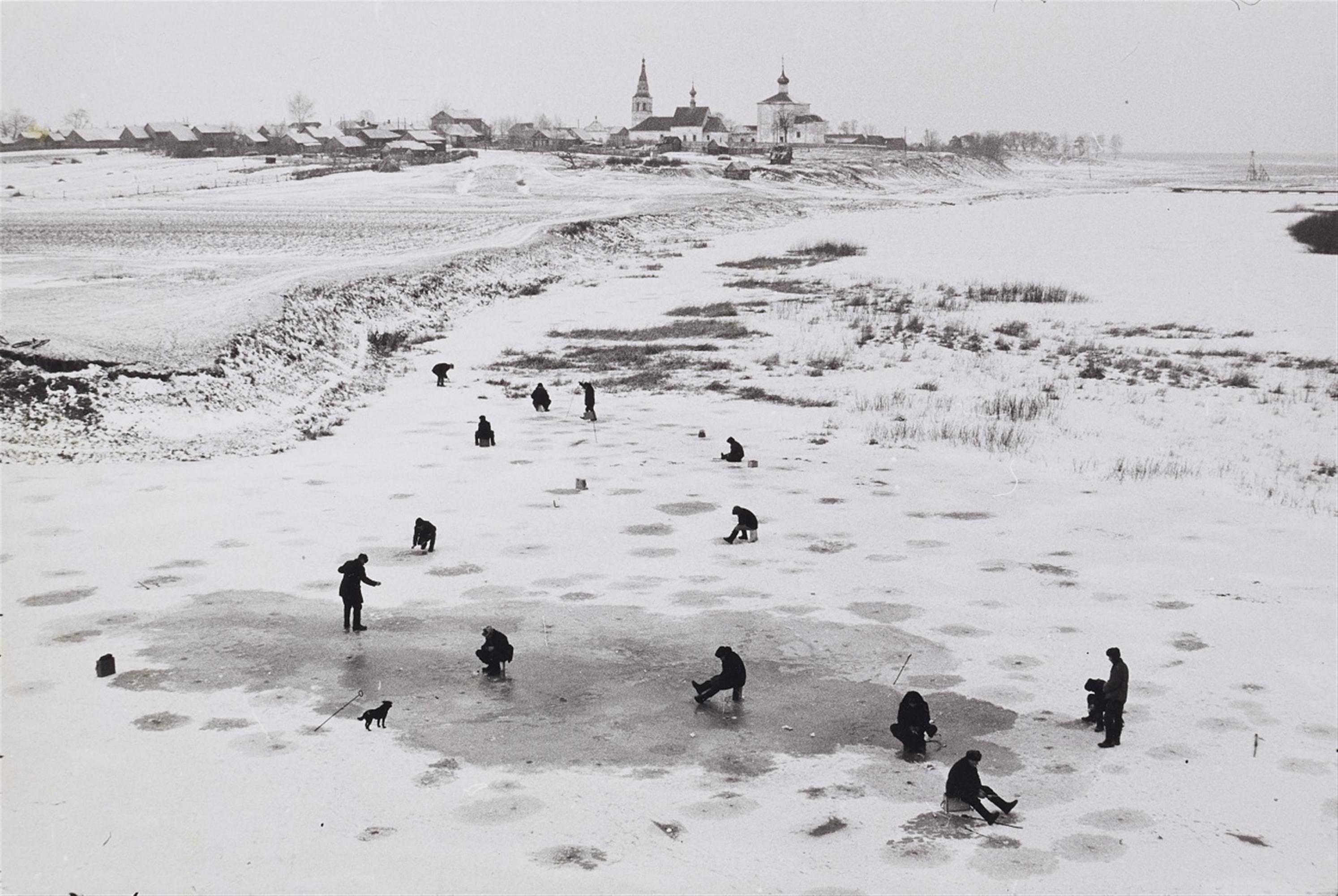 Henri Cartier-Bresson<BR>Souzdal, Russie, URSS