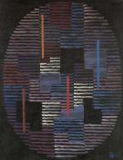 Adolf Fleischmann<BR>Composition # 127