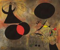 Joan Miró<BR>Constellations