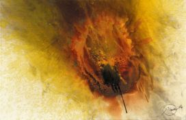 Otto Piene<BR>Untitled